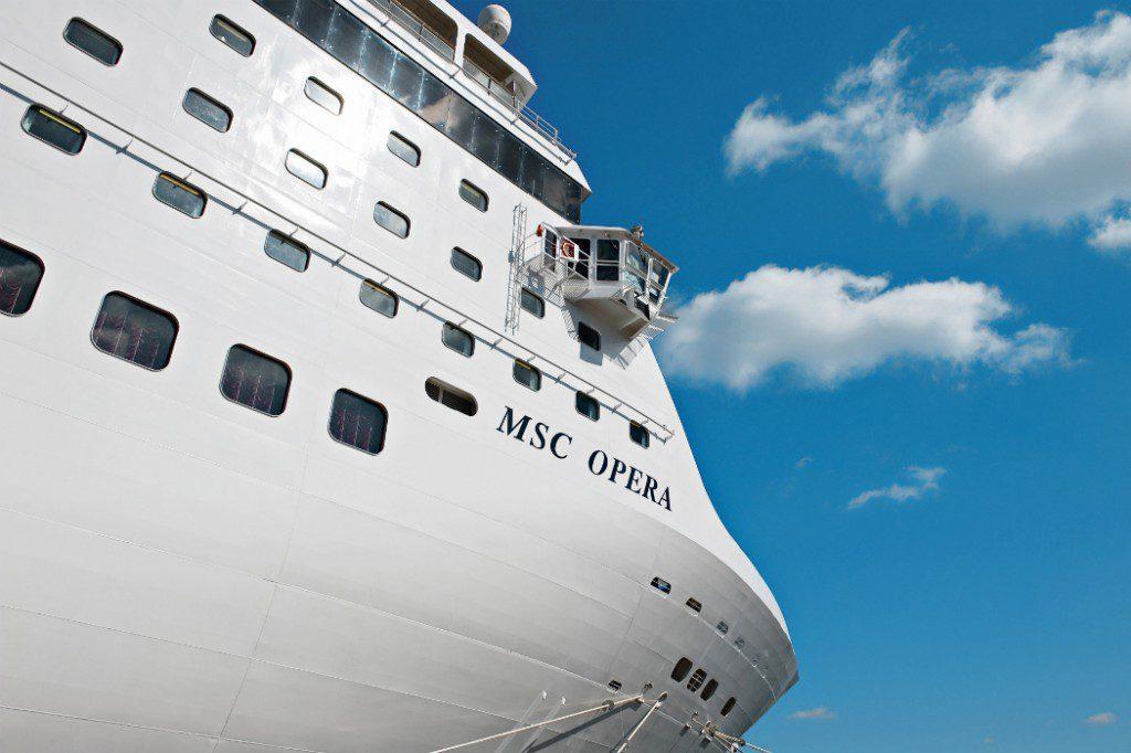 MSC Experiences: Opera