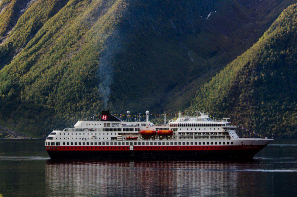 Norway: Hurtigruten