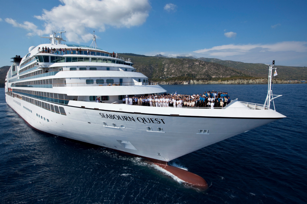 Ultimate Russia: Seabourn Quest
