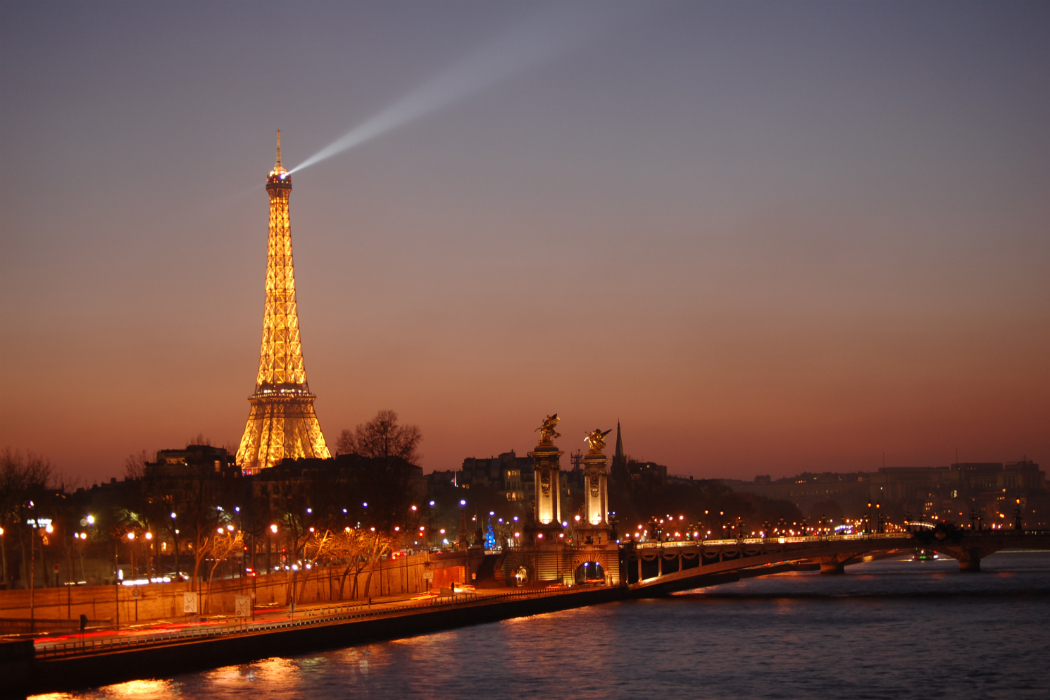Romantic Seine