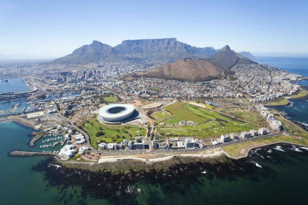 Africa cruises: Cape Town