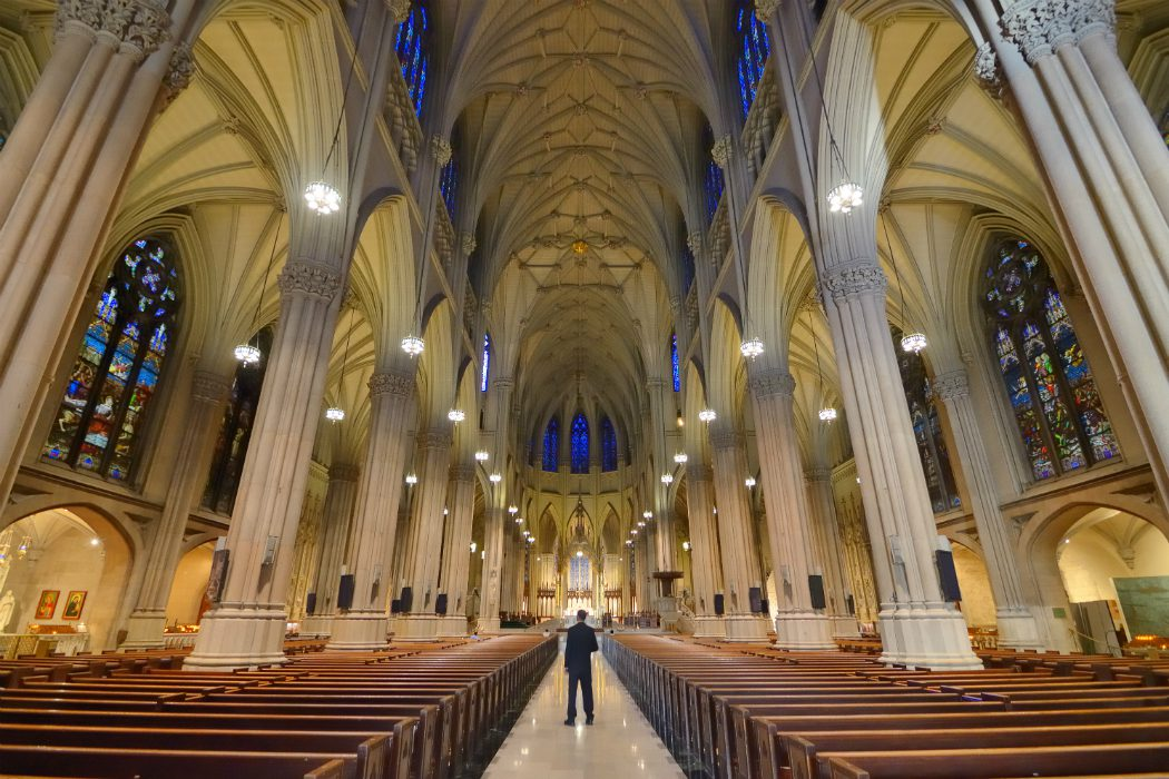 Cruises to Ireland: Dublin cathedral