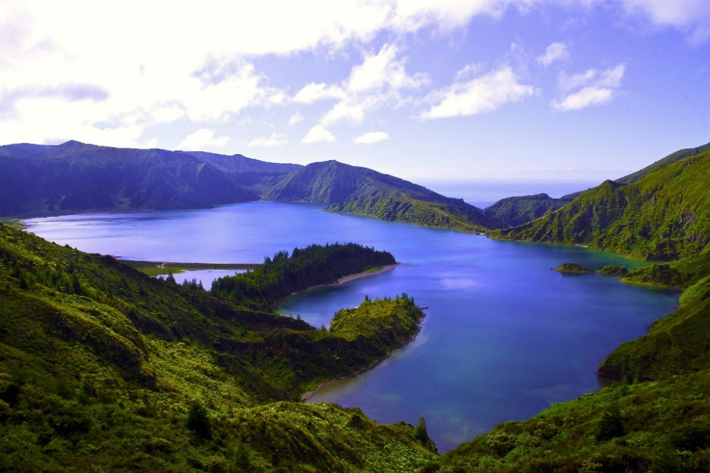 Fred. Olsen's top five destinations: Azores