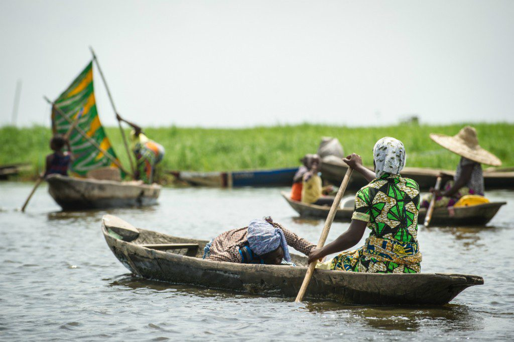 Africa cruises: Benin