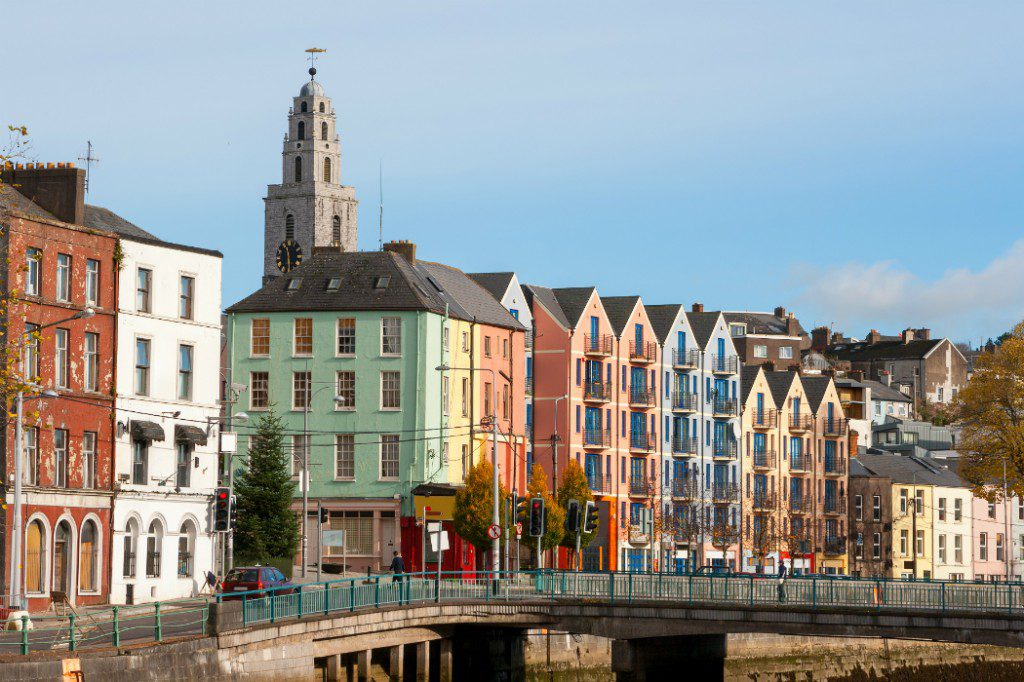 Cruises to Ireland: Cork
