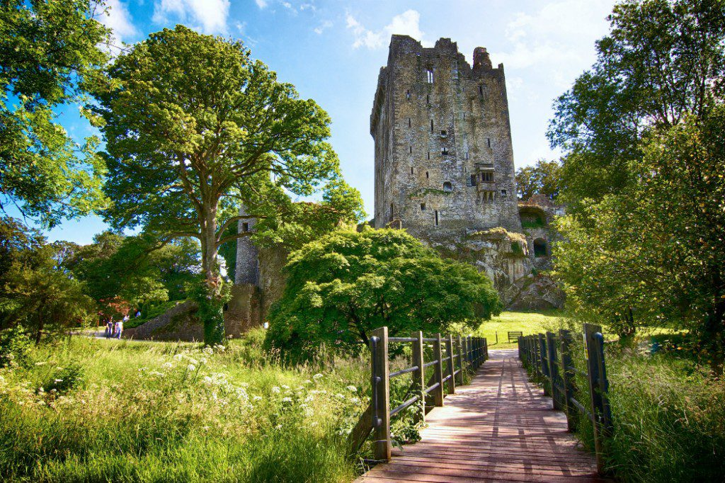 Cruises to Ireland: Blarney Castle