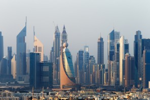 Cruise ports of call: Dubai