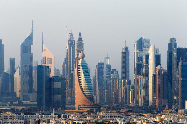 Ultimate Shore Excursions: Dubai helicopter ride