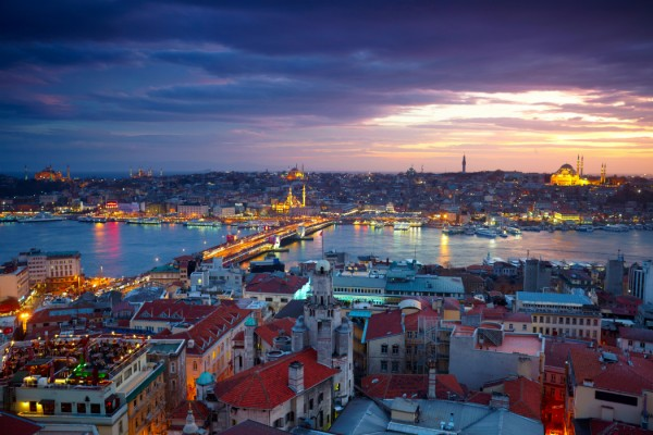 Fred. Olsen's top five destinations: Istanbul
