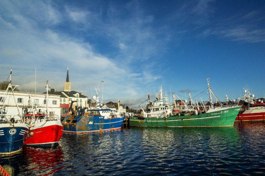 Cruises to Ireland: Killybeg
