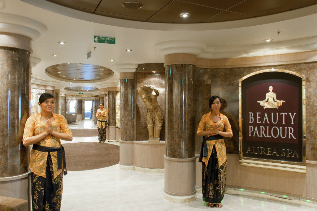 MSC Experiences: Aurea Spa