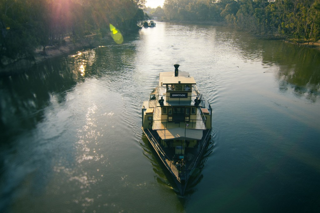 Australia Cruises: Murray River