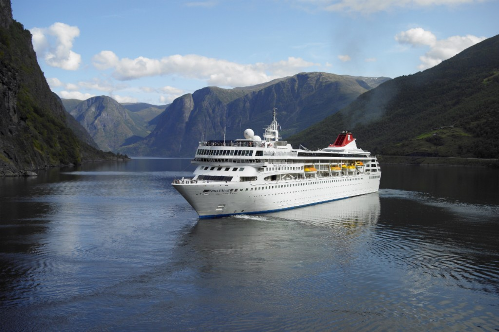 Fred. Olsen's top five destinations: Norway