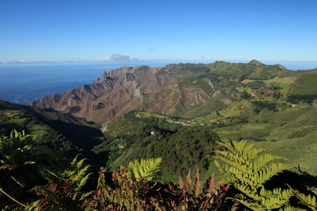 Africa cruises: St Helena