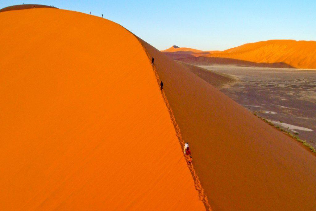Ultimate Shore Excursions: Sossusvlei Dune