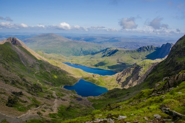 Cruises to Wales: Snowdonia