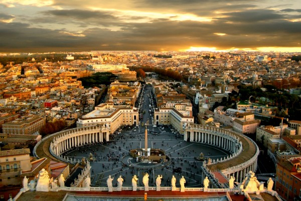 UK Passengers: Vatican Tour