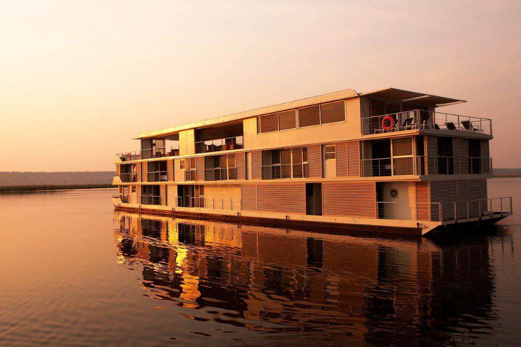 Africa cruises: Zambezi Queen