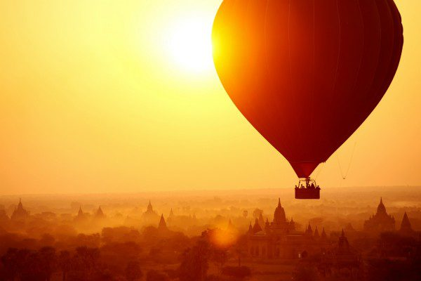 Best pre- and post-cruise: Bagan