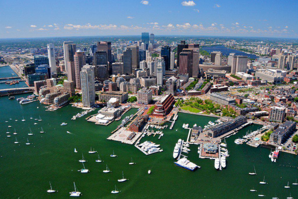 New England: Boston