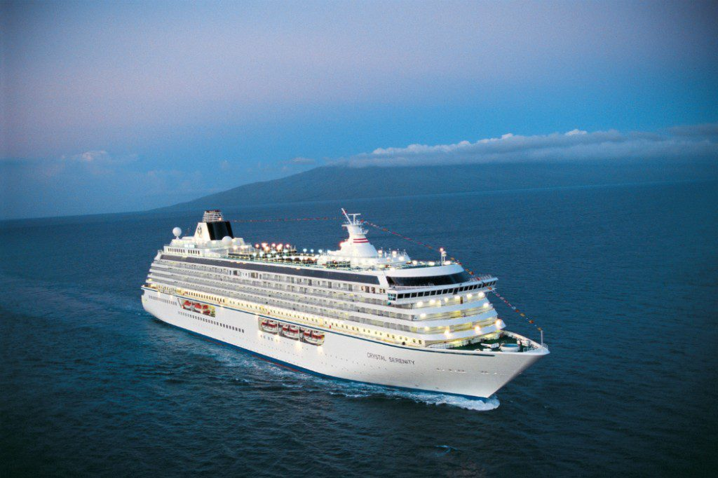 Luxury South Africa: Crystal Serenity