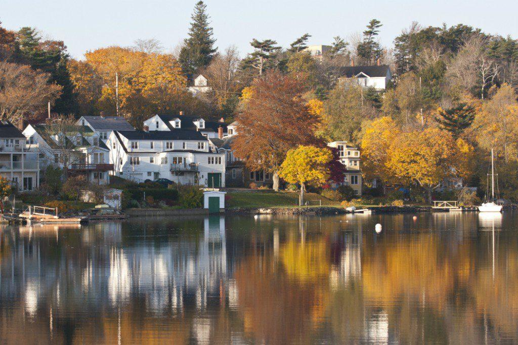 New England: Halifax