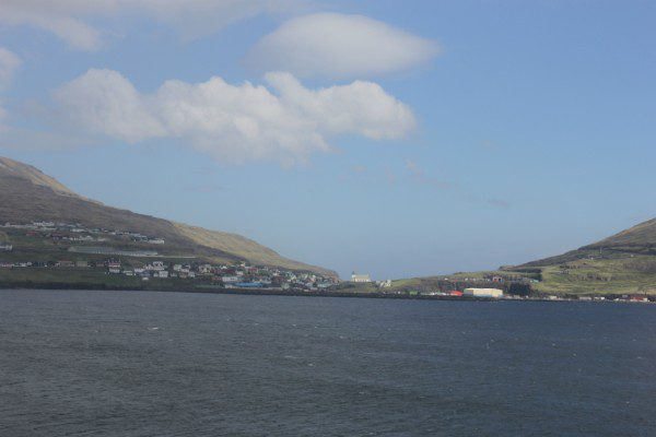 UK passengers: The Faroe Islands