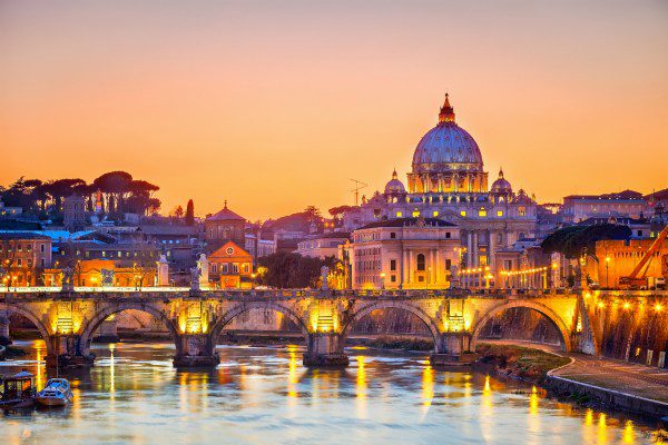 Easter getaways: Rome