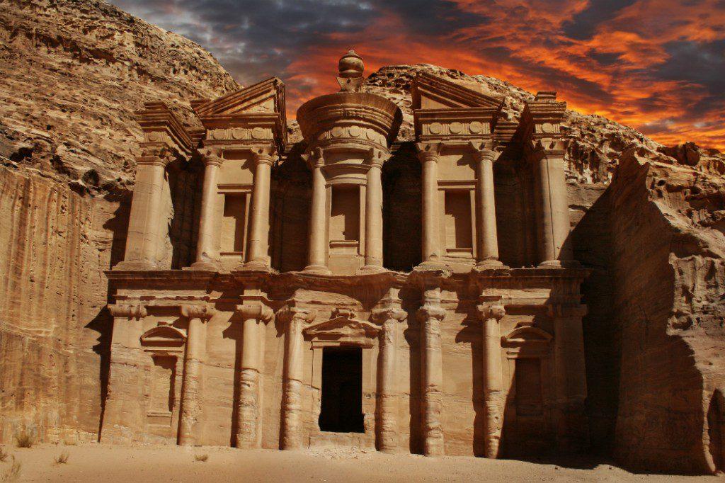 Middle East: Petra, Jordan