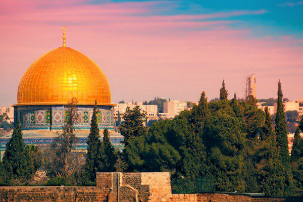 Holy Land: The city of Jerusalem