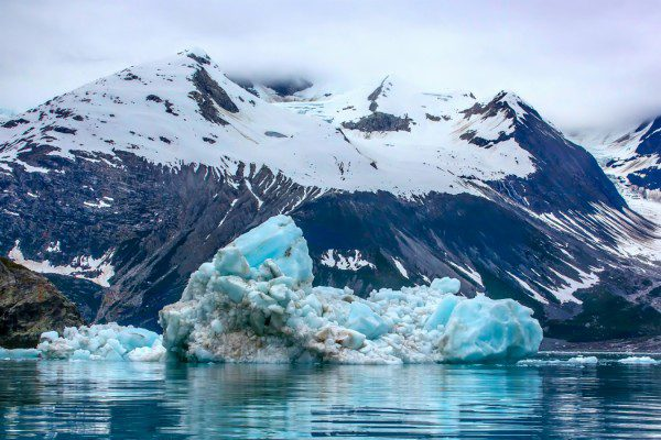 Places: Glacier Bay, Alaska