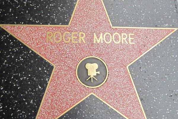 People: Roger Moore