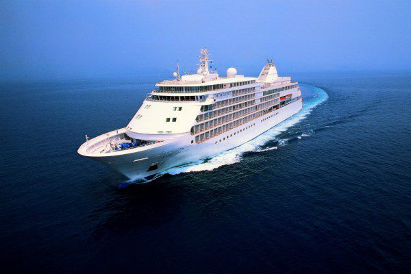 McAuley Norway: Silversea's Silver Whisper
