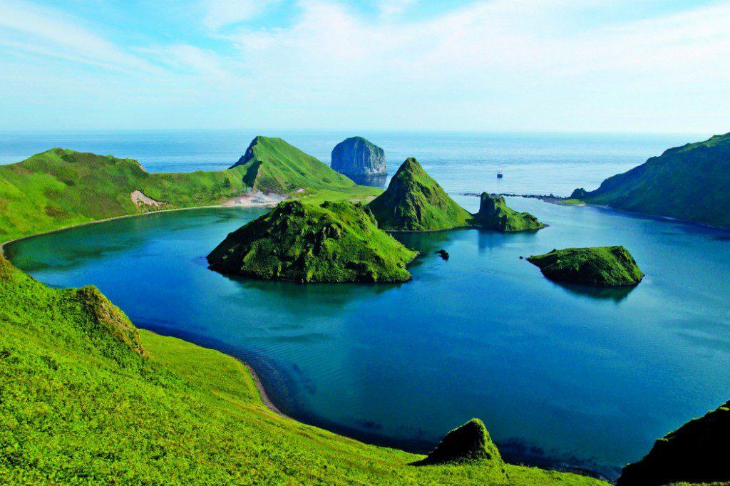 Destination: Yankicha Island, Kuril