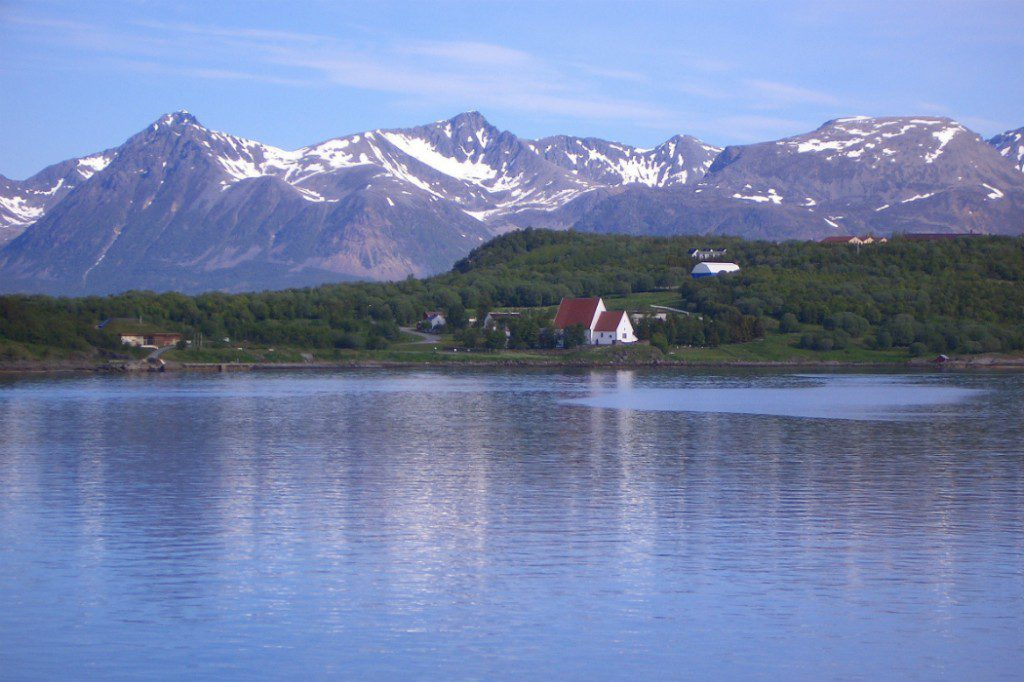 South of Tromso, Norway