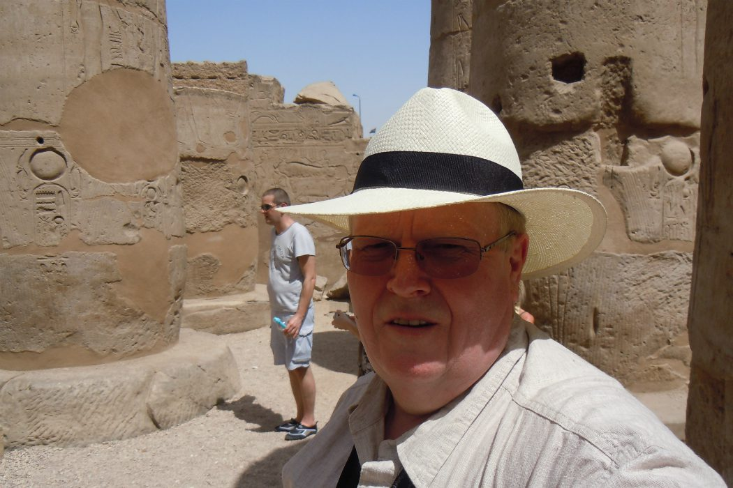 Egypt: Ian Warren