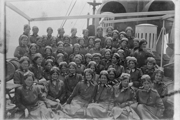 D-Day: New Zealand nurses
