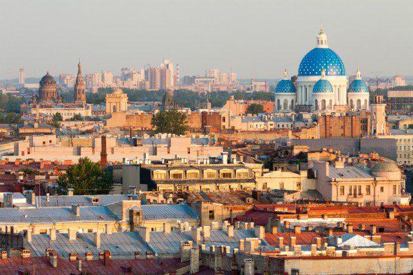 Fabergé: St Petersburg, Russia