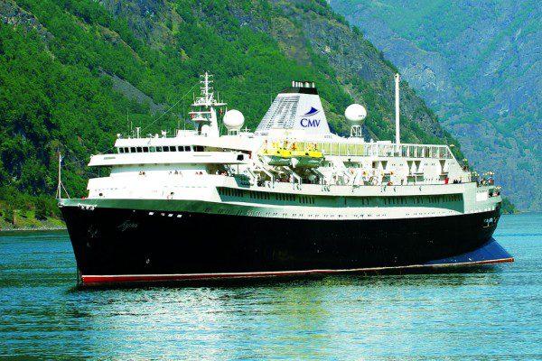 CMV's new ship Azores