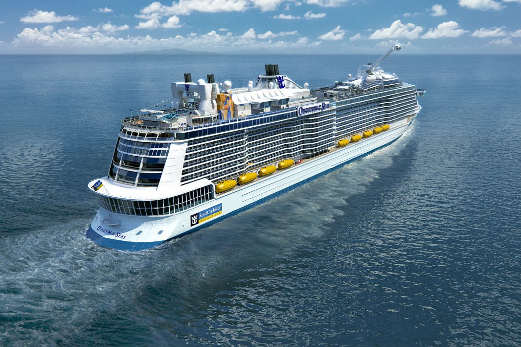 Quantum Of The Seas The Worldu0026#39;s First Smart Ship