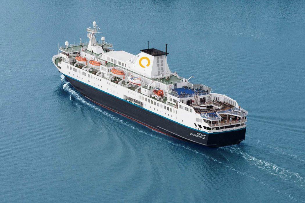 Healthy: Quark Ocean Endeavour