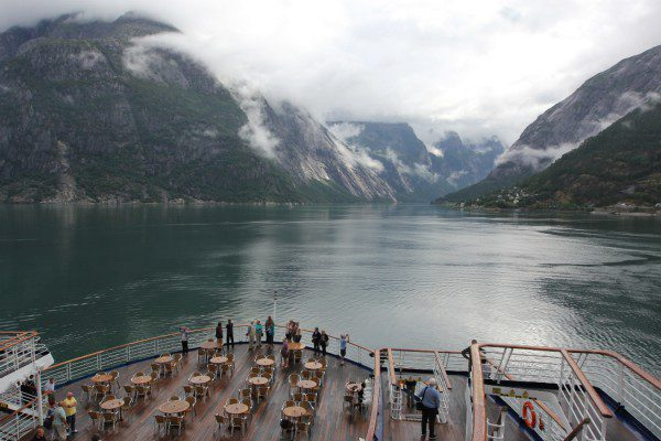 Marco Polo in the Norwegian Fjords