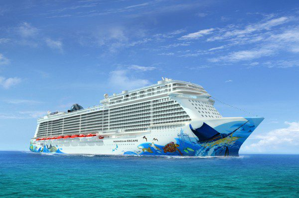 Norwegian Cruise Line's Escape