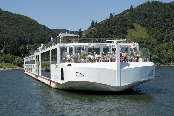 Viking River Cruises' Longship Mississippi
