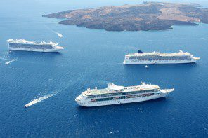 Clia: UK & Ireland cruise industry hits record two million