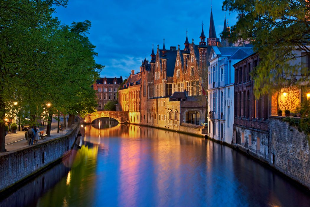 The beautiful Bruges
