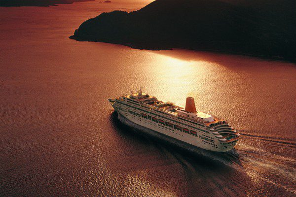 P&O are offering low deposits