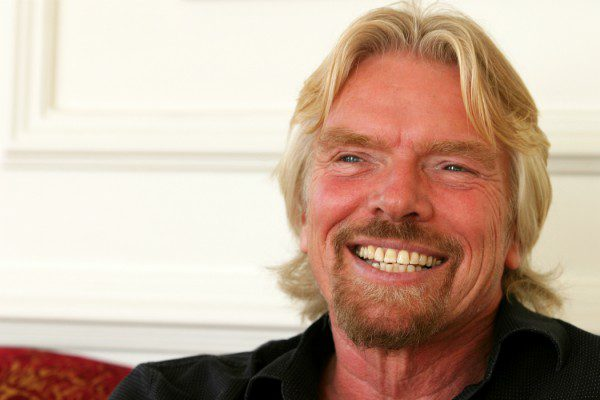 Richard Branson Virgin Cruises