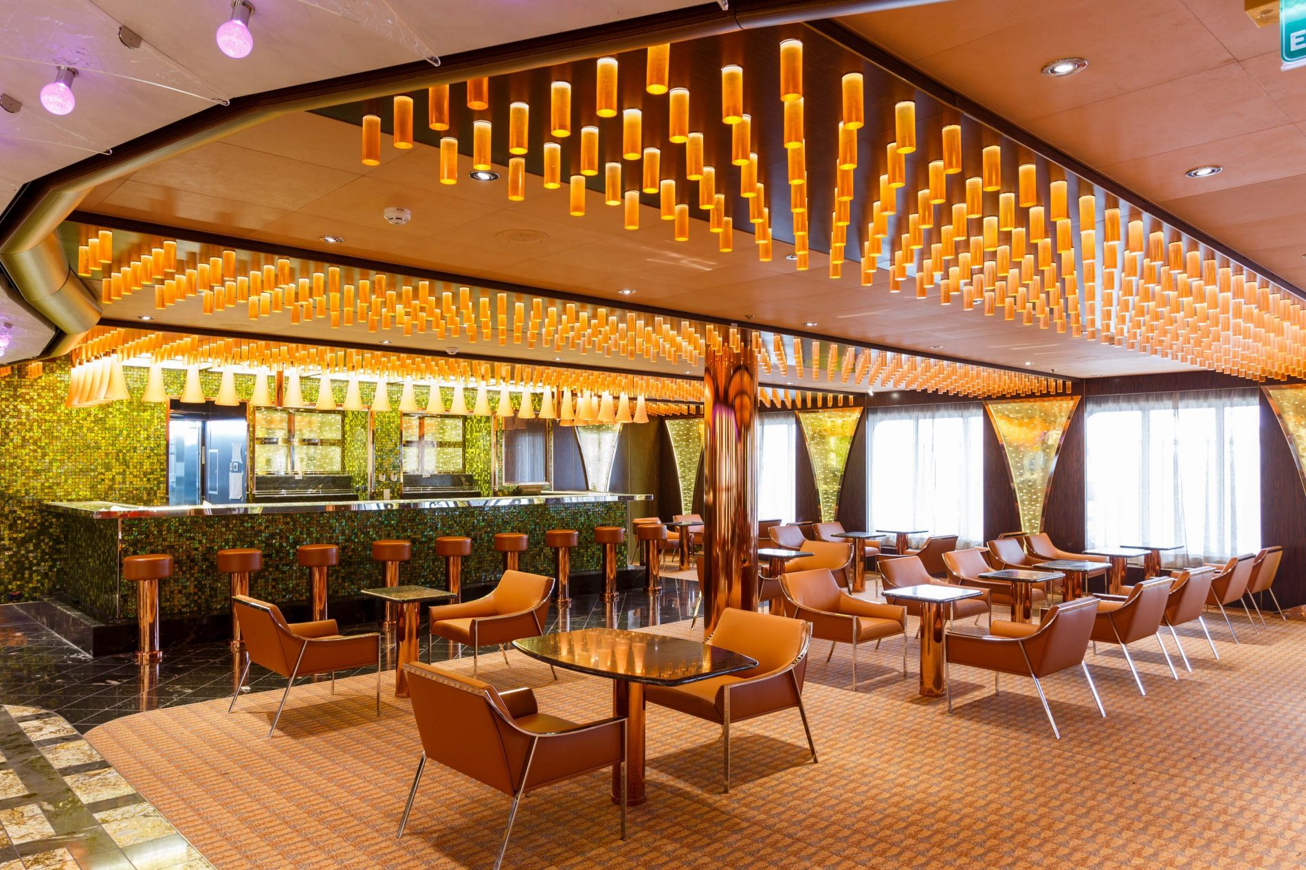 Costa Diadema Interior