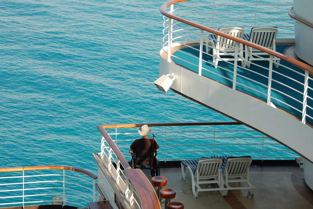 cruising for people with disabilities